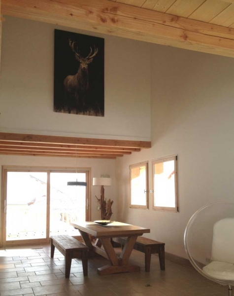 Self Catering Chalet in Le Grand Massif